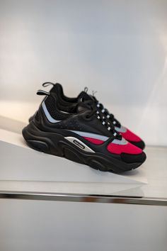 "new concept 2b1dc f2a01 blvck-zoid  "" Dior Homme RUnners More — Here "" Air Max Sneakers,"