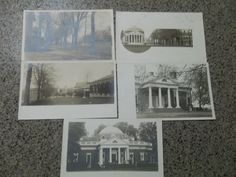 http://www.ebay.com/itm/5-Early-Real-Photo-Postcards-University-of-Virginia-Charlottesville-VA-/111842215273?_trksid=p2047675.l2557