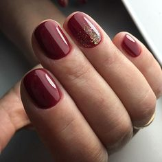 chic winter nail designs for short nails 36 ~ my.me chic winter nail designs for shor. Winter Nail Designs, Nail Art Designs, Nails Design, Holiday Nails, Christmas Nails, Christmas 24, Hair And Nails, My Nails, Red Gel Nails