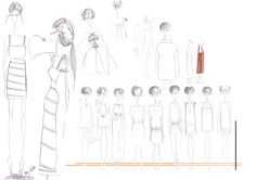 Transformers Development Work #alotlikeamy #designportfolio #fashiondesign #cad #illustration