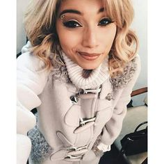 She is so cute. Kirstie Maldonado of Pentatonix