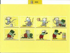 Bewegingskaart doos