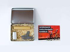 BAM Original // Workshop // #bamoriginal // #battlethemetal // #bamboo // #bambus // #bamboobike // #bamboobicycle // #bambusfahrrad // #Geschnkbox // #Weihnachten // #Geschenkidee // #Rennrad // #Workshop // #DIY // #München // #Munich // www.bam-original.com