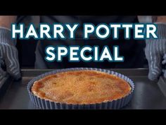 YouTuber 'Binging with Babish' recreates 'Harry Potter' desserts - INSIDER