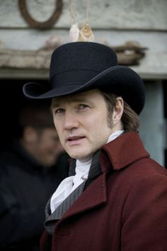 David Morrissey as Colonel Brandon, Sense and Sensibility 2008. He is definitely one my favorite film heroes!