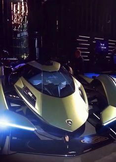 Lamborghini Lambo Vision Gran Turismo 2019 Luxury Cars, Classic Cars, Sports Car, Best Luxury Suv and Exotic Cars Luxury Sports Cars, Top Luxury Cars, Exotic Sports Cars, Cool Sports Cars, Exotic Cars, Cool Cars, Lamborghini Veneno, Carros Lamborghini, Lamborghini Concept