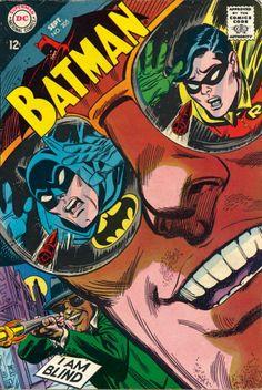 Batman No. 205. Cubierta Arte, Irv Novak. Septiembre 1968. TM & © DC Comics. Todos los derechos reservados. (s13). TASCHEN. Señala encima de la imagen para verla más grande.
