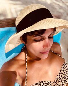 Fitness icon Mandira Bedi sets temperatures soaring as she hits the beach in bikini in Maldives - HungryBoo Bikini Clad, Red Bikini, Maldives Vacation, Indian Idol, Fitness Icon, Indian Bikini, Another Day In Paradise, Ideal Body, Holiday Pictures
