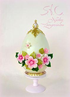 Easter Egg on Cake Central