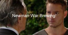 """""""The Young and the Restless"""" (Y&R) spoilers promo titled """"Not so Nice"""" teases Victor Newman  may have a bigger battle than fighting the Paragon."""