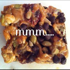 Erica's Nut n' Honey Paleo Bars
