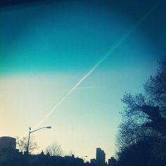 NYC sky - @sir_13- #webstagram
