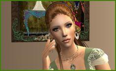 """Rhiannon""  #adriannasimmie #sugahsplace #downloads #modelingagency #TS2 #model #sims2"