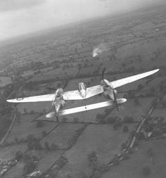 P-38, looks to be a strafing pass on a train...