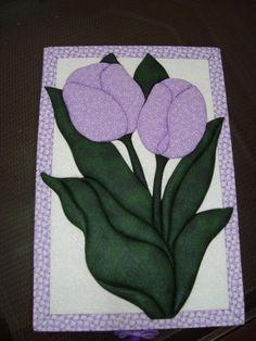 Caixa tulipas