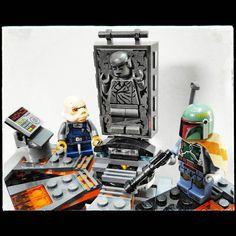 Boba fett: He's worth a lot to me. #bobafett #ugnaught #hansolo #carbonfreezingchamber #bespin #cloudcity #Lego #legostarwars #starwarslego #starwars #legophotography #bricknetwork #afol #toyphotography #toyphoto #legophoto #starwarsphoto #starwarsphotography #legofun #legostagram #brickcentral #bricknetwork #brickculture #brick #legomania by wamon23