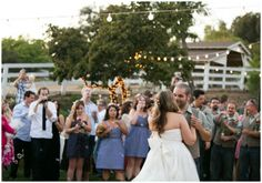California Desert Rose Wedding -- First Dance
