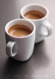 Espresso by Mashael Al-Shuwayer