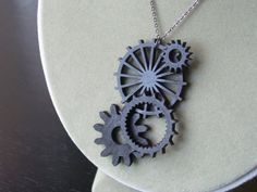 i need to figure out how to make these kinds of things.. and where I can find gears at!