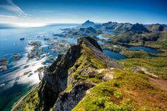 Norwegen, Nordkapp und Kreuzfahrt zu den Lofoten