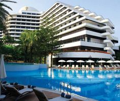 Rixos Downtown Antalya (Antalya), - - The best hotel deals Best Hotel Deals, Best Hotels, Best Holiday Deals, Open Air Theater, Hotels In Turkey, Hotel Reservations, Cheap Hotels, Architect Design, Antalya