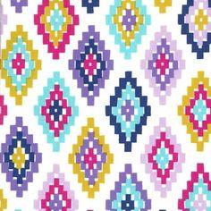 Fabric, Michael Miller Cornered fabric in Midnight NEW!!! by SewFancyFabrics on Etsy
