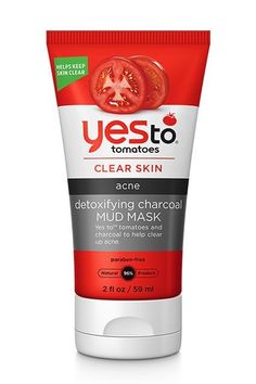 This mask was made for acne-prone skin. The charcoal absorbs oil, while the salicylic acid clears up breakouts without drying out your skin. It also contains a whole host of natural, good-for-you ingredients like tomato, aloe vera, watermelon, chamomile, and pumpkin extract.Yes To Tomatoes Clear Skin Detoxifying Charcoal Mud Mask, $15.99, available at Ulta Beauty. #refinery29 http://www.refinery29.com/revive-clay-mask-best-sellers#slide-2