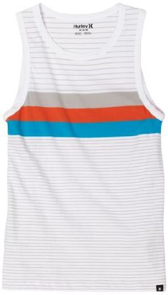 b0120ef58d7e6 Amazon.com  Hurley Big Boys  Y D Stripe Hurley Cotton Jersey Tank