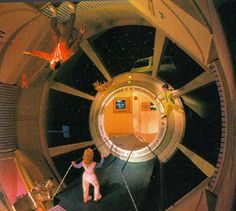 EPCOT Center's Horizons Attraction