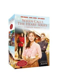 Cover image for When calls the heart. Season 1 / Hallmark Channel presents ; a…