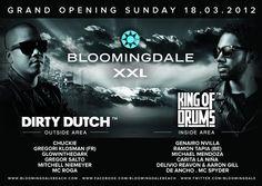 #BLOOMINGDALE XXL GRAND OPENING  #beachclub
