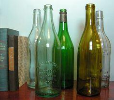 wiskey bottles