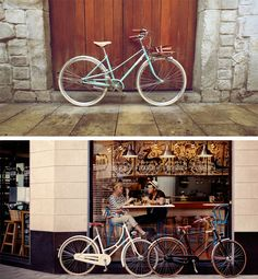 Cool! If anyone now where to finf bikes like these let me know :)