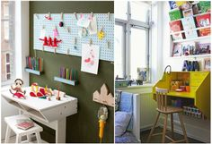 c'est la rentrée: 18 idées de bureaux pour les enfants >> porte manteau 'maison' de Taska en bois nature à vendre chez www.magasinddpb.com #rentree #ddpb #portemanteau