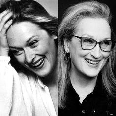 Meryl Streep, 1980 & 2016