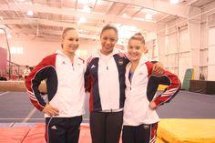 Brenna Dowel, Maddie Desch, Sabrina Vega