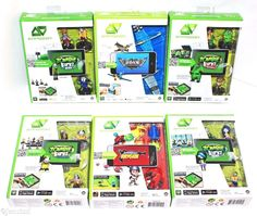 6 LOT ZOMBIE BURBZ MYSERIOUS RAYGUN FOAM FIGHTER ANDROID IPHONE MOBILE APP GAMES…