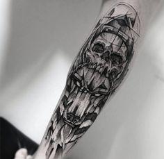 anubis tattoo51