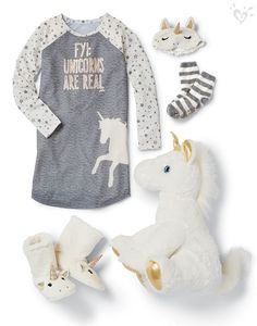 We believe that fantasies can be real with the proper Sleepove… Unicorns forever! We believe that fantasies can be real with the proper Sleepover Shop accessories! Unicorn Outfit, Cute Unicorn, Unicorn Party, Unicorn Birthday, Unicorn Clothes, Look Fashion, Kids Fashion, Girl Outfits, Cute Outfits