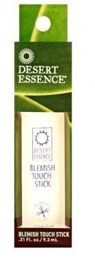 Desert Essence Anti-Bacterial Blemish Touch Stick, 0.33 Fl Oz (Pack of 2)