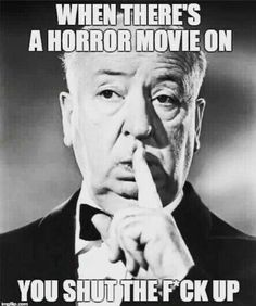 what irritates me the most is the screaming which is why i canu0027t watch horror movies in theaters