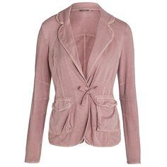 Sandwich Jersey Jacket, Spring Blossom