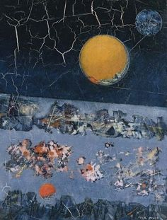 View Composition, lune et soleil By Max Ernst; Access more artwork lots and estimated & realized auction prices on MutualArt. Collages, Process Art, Equine Art, Pencil Portrait, Abstract Landscape, Abstract Art, Creative Art, Art History, Art Reference