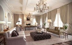 Mark Wahlberg's Beverly Park Estate ▇  #Home #Design &  #Decor  via - Christina Khandan  on IrvineHomeBlog - Irvine, California ༺ ℭƘ ༻