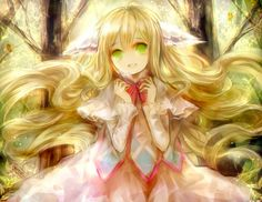 Mavis Vermillion (Fairy Tail)