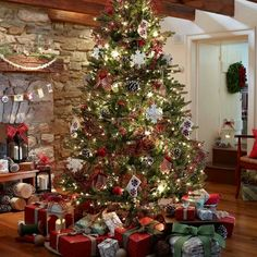 337 best Woodsy Christmas images on Pinterest | Christmas Decor ...