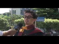 Cosplay Leopoldina - MG - TV Atividade Entrevista -  Welington Carvalho,...