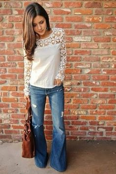 Simple, modest, chic.
