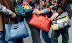 Borse Braccialini Autunno Inverno 2015 2016: Foto, Prezzi - http://www.beautydea.it/borse-braccialini-autunno-inverno-2015-2016-foto-prezzi/ - Trova la borsa dei tuoi sogni nella divertente e originale collezione invernale di borse firmata Braccialini!