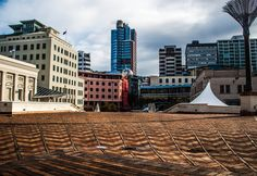 Welly, Civic Center by Fabien D'INTRONO on 500px